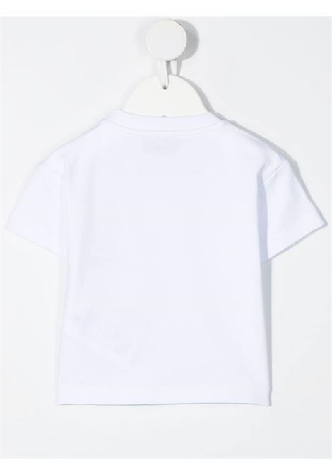 T-shirt MOSCHINO KIDS | T-SHIRT | MUM02EBLBA1010101