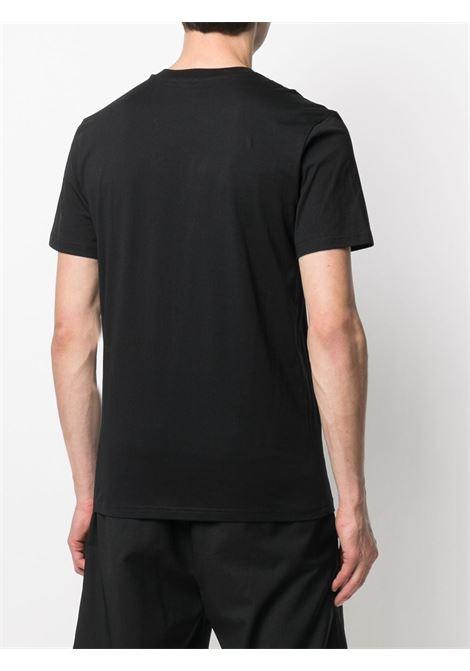 T-shirt nera MOSCHINO | T-SHIRT | A070520401555