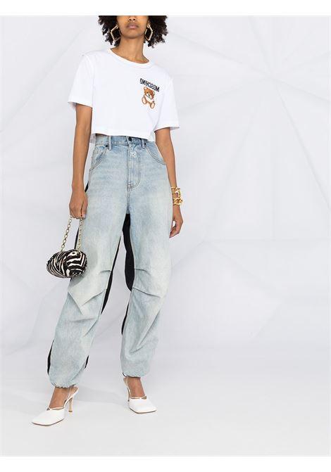 White t-shirt MOSCHINO |  | A07054401001