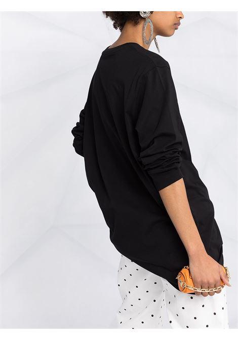 Maglione nero MOSCHINO | MAGLIONE | A07075401555