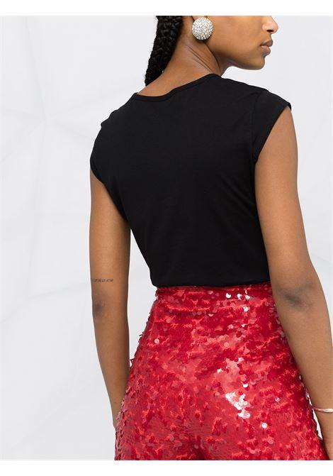 Black t-shirt MOSCHINO   T-SHIRT   A07105401555