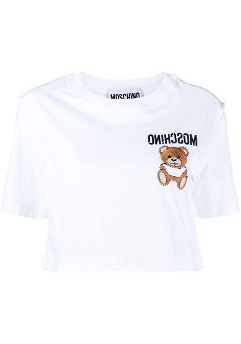 White t-shirt MOSCHINO |  | A07154401001
