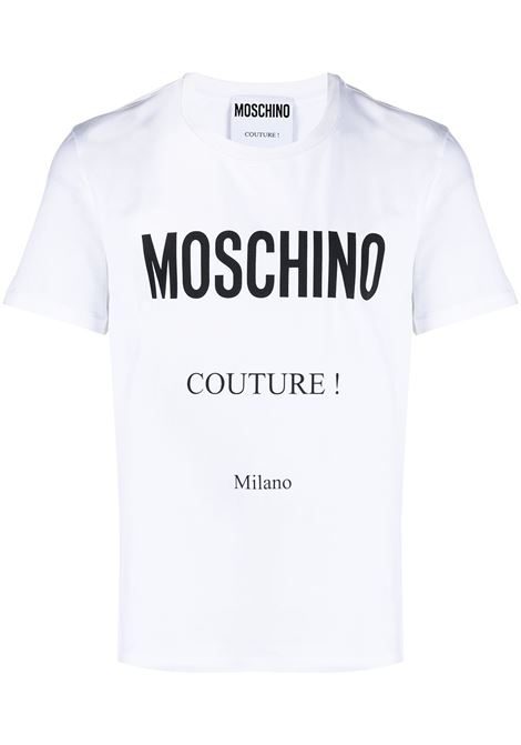 White t-shirt MOSCHINO |  | A073020391001