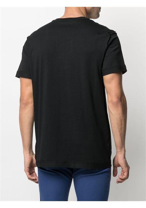 T-shirt nera MOSCHINO | T-SHIRT | A07742401555