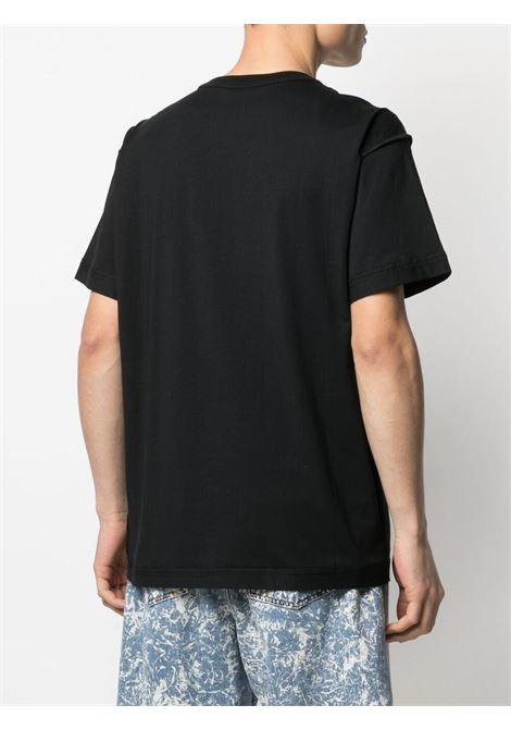 T-shirt nera MOSCHINO | T-SHIRT | A07752401555