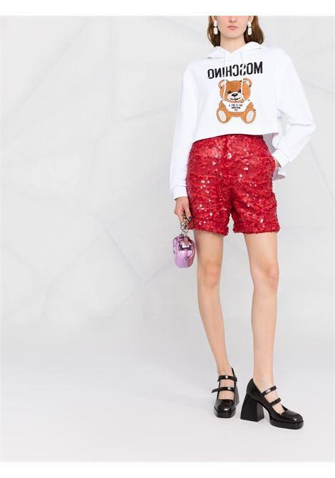White sweatshirt MOSCHINO |  | A17114271001