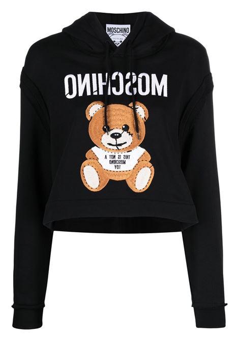 Black sweatshirt MOSCHINO |  | A17114271555