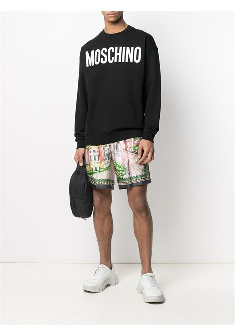 Black sweatshirt MOSCHINO |  | A171820271555