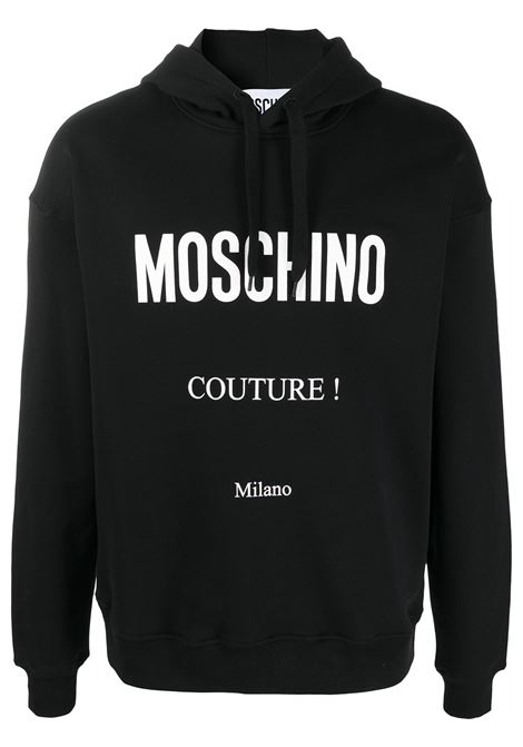 Black sweatshirt MOSCHINO |  | A172920271555