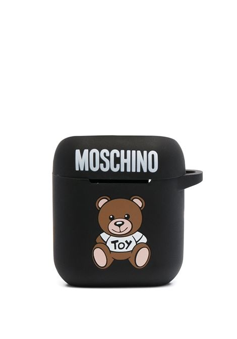 AirPods custodia MOSCHINO | PORTA AIRPODS | A778083011555