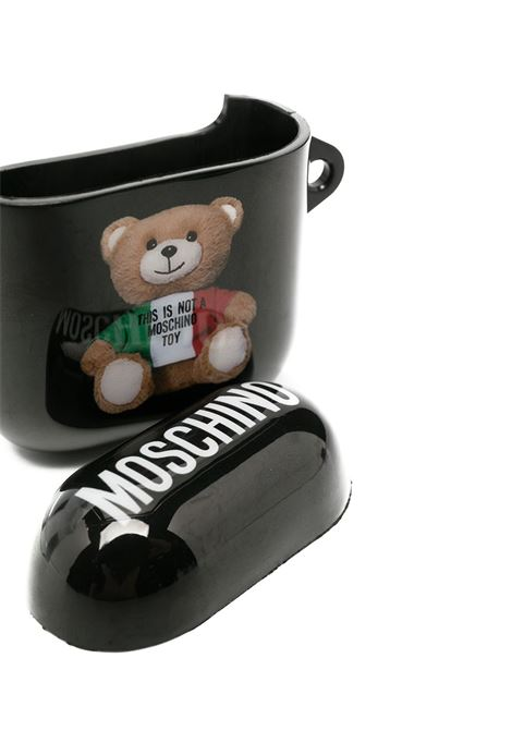 Airpod case MOSCHINO | PORTA AIRPODS | A778583021555