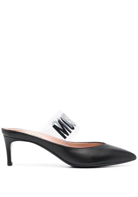 Black shoes MOSCHINO |  | MA10135C0CMF0MF7955000