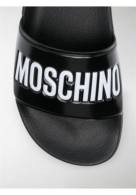 Slides MOSCHINO |  | MA28022G1CM10POOL25000