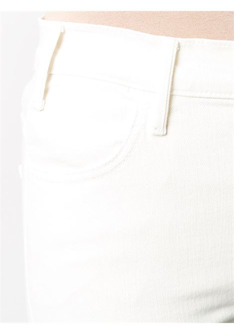 Denim bianco MOTHER | JEANS | 1117753ACFS