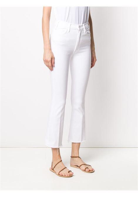 Jeans bianco MOTHER | JEANS | 1117753FOT