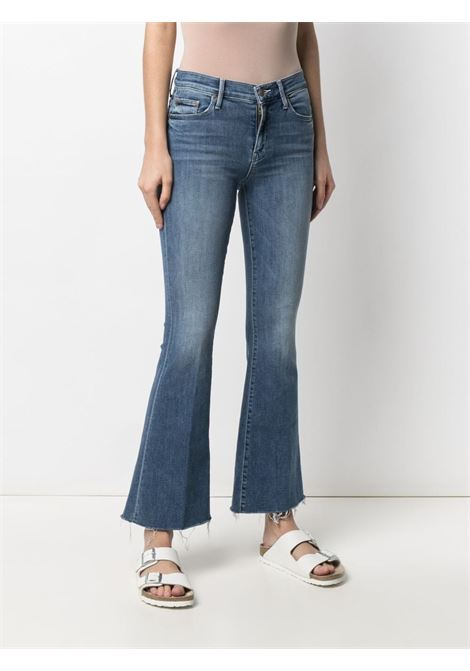 Jeans blu MOTHER | JEANS | 1535104AGM