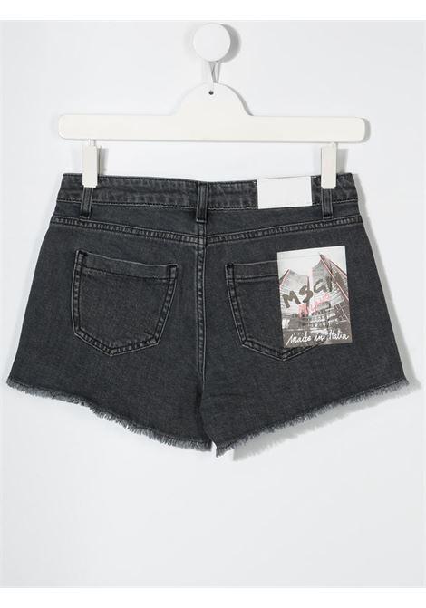 Shorts denim MSGM KIDS | PANTALONI | 026813T127