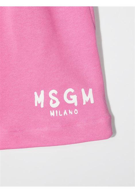 Gonna rosa MSGM KIDS   GONNE   026822042