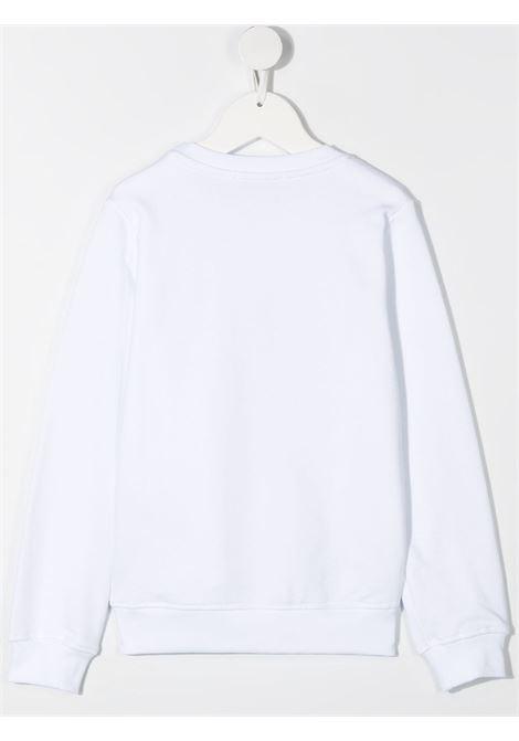 Felpa bianca MSGM KIDS   FELPE   027081001