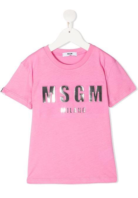 MSGM KIDS | T-SHIRT | 027389042