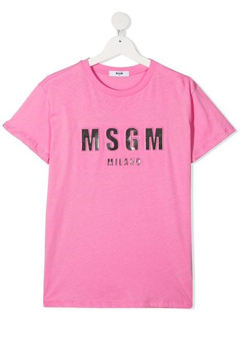 MSGM KIDS | T-SHIRT | 027389T042