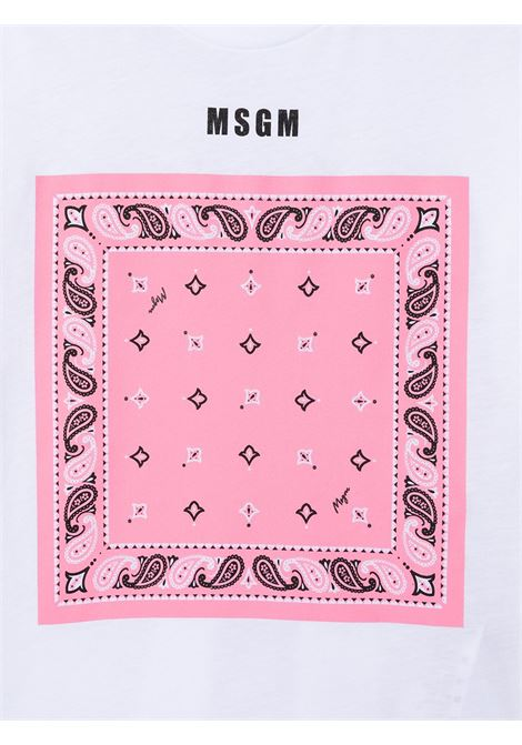 MSGM KIDS | T-SHIRT | 02758000118