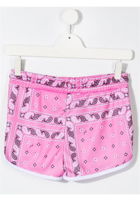 Shorts bandana MSGM KIDS | SHORTS | 027581T042