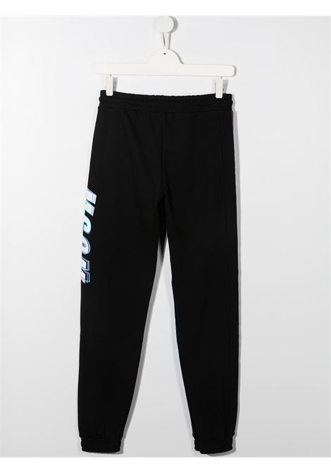 Pantalone nero MSGM KIDS | PANTALONI | 027627T110