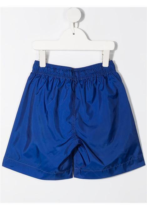 Beachwear blu MSGM KIDS | BOXER DA MARE | 027662130