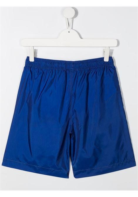 Beachwear blu MSGM KIDS | BOXER DA MARE | 027662T130