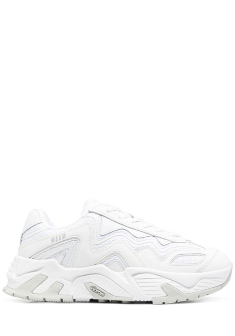 Sneakers bianca MSGM | 3041MDS700111601