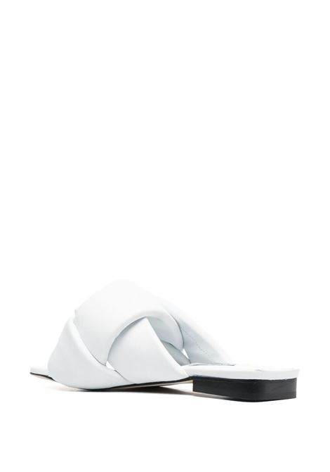 Sandalo bianco MSGM   CIABATTE   3042MDS14211401