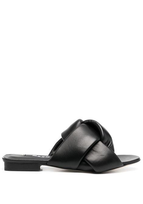 Sandalo nero MSGM | 3042MDS14211499
