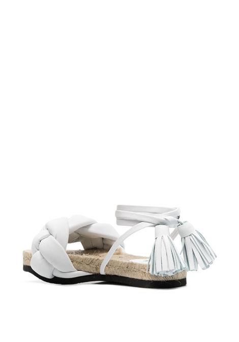 Sandalo bianco MSGM | 3042MDS19311401