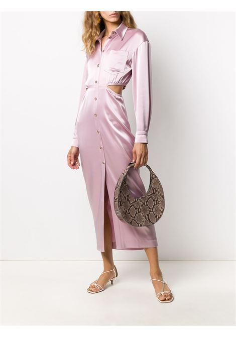Pink dress NANUSHKA |  | NW21RSDR01231DESERTROSE