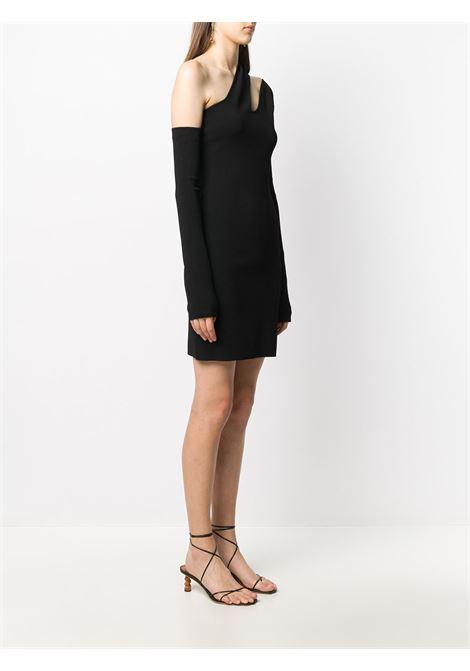 Black dress NANUSHKA |  | NW21RSDR01499BLACK