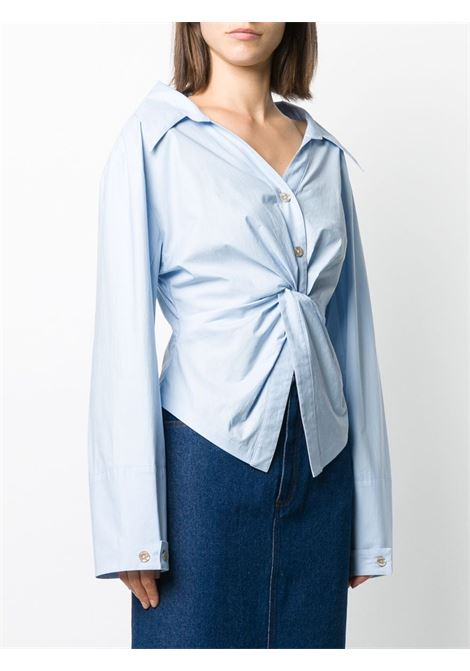 Light blue shirt NANUSHKA |  | NW21RSTP01051SKYBLUE