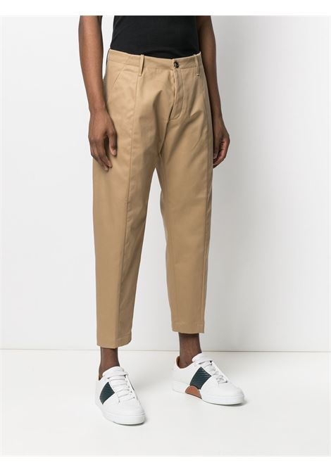 Pantalone marrone NINE INTHE MORNING | PANTALONI | 9FW20KE32CAMEL