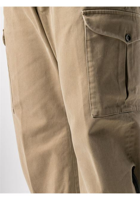 Pantalone marrone NINE INTHE MORNING | PANTALONI | 9FW20ML05CAMEL