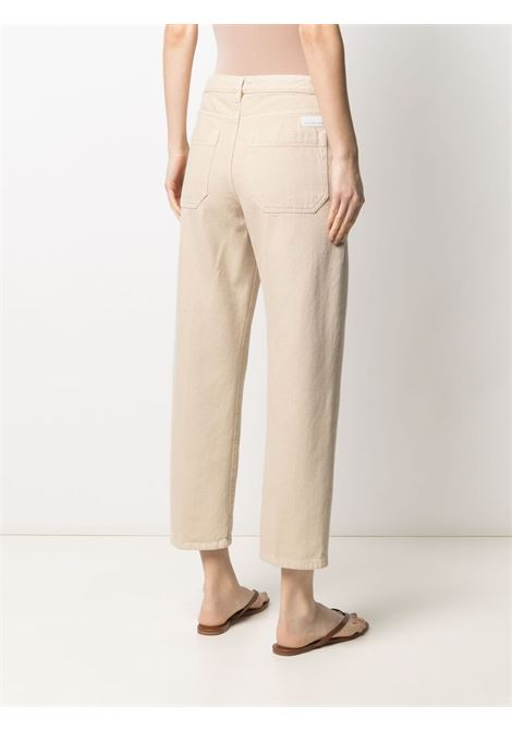 Beige trousers NINE INTHE MORNING | TROUSERS | 9SS21CC28CORD