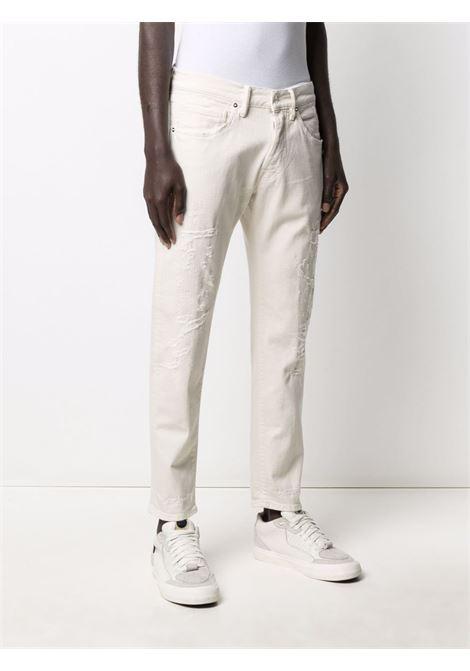 Jeans bianco NINE INTHE MORNING | JEANS | 9SS21RK35DESTROYECRU