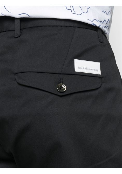 Pantalone nero NINE INTHE MORNING | PANTALONI | 9SS21RR30BLACK