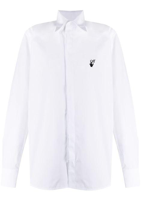 Camicia bianca OFF WHITE   CAMICIE   OMGA152S21FAB0010110