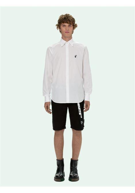 Camicia bianca OFF WHITE | CAMICIE | OMGA152S21FAB0010110