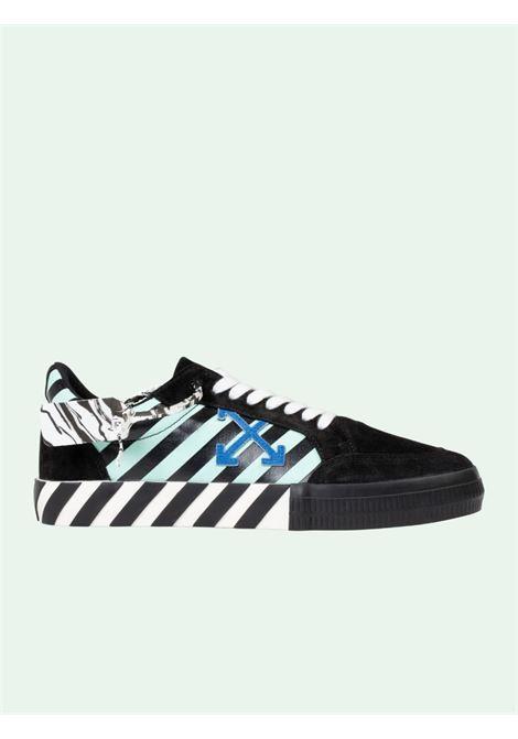 Sneakers nera OFF WHITE   OMIA085R21LEA0061045