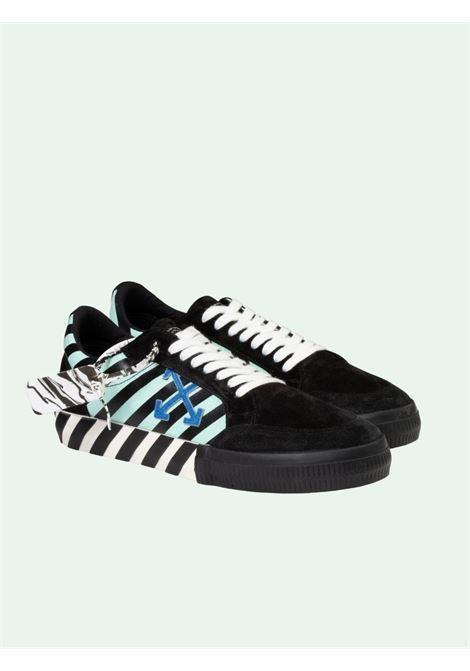 Sneakers nera OFF WHITE   SNEAKERS   OMIA085R21LEA0061045