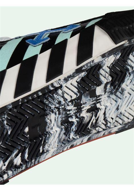 Sneakers nera OFF WHITE | SNEAKERS | OMIA085R21LEA0061045