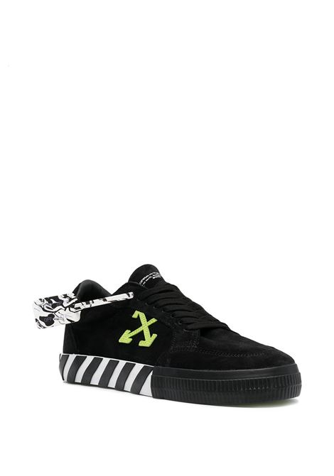 Black sneakers OFF WHITE | SNEAKERS | OMIA085S21LEA0021055