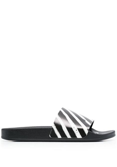 Slides OFF WHITE | SLIDES | OMIC001S21MAT0021001