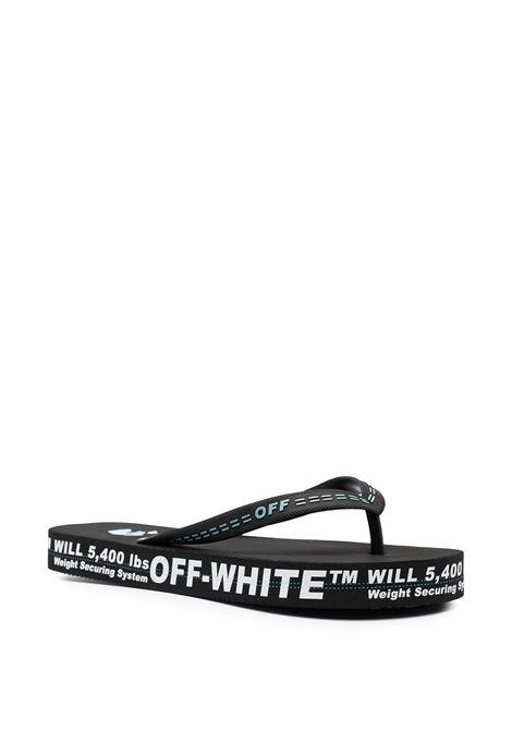 Infradito OFF WHITE | INFRADITO | OMIC002R21MAT0011001